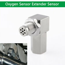 90 Degree Extender Spacer O2 Oxygen Sensor 02 Bung Extension Spacer M18 X 1.5