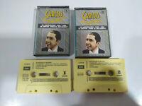 Carlos Gardel 30 Exitos Para el Recuerdo 1986 - 2 x Cinta Cassette
