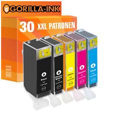 30 Patronen XXL für Canon Pixma IP3600 IP 4600 IP 4600 X IP 4700 PGI-520 CLI-521