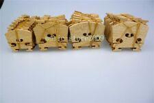 200pcs great maple wood violin bridges,4/4 violin bridge