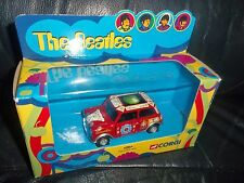 THE BEATLES CORGI PSYCHEDELIC MINI- LIMITED EDITION WITHDRAWN DIECAST MODEL FAB