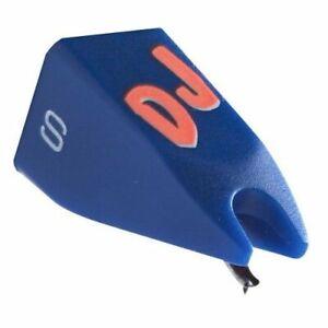 Ortofon DJ S Replacement stylus for Ortofon Concorde and OM DJ S – Blue