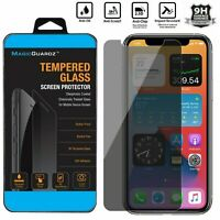 Privacy Anti-Spy Tempered Glass Screen Protector For iPhone 12 Pro Max Mini