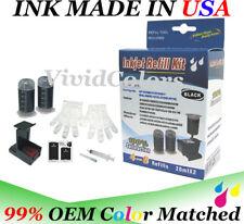 Self refill ink HP818 Black ink cartridge