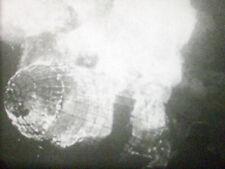 16mm film NEWSREEL Hindenburg Crash Airship 1937 Hearst Metrotone News dirigible