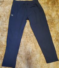 Under Armour Men's Rival Sweatpants Size XL Black