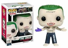 Funko POP Movies: Suicide Squad Action Figure The Joker Shirtless Standard