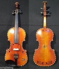 Norwegian fiddle model 4/4 violin.huge and powerful sound#10005