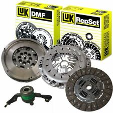CLUTCH KIT, CSC AND NEW LUK DMF FOR VW CRAFTER 30-50 2F PLATFORM/CHASSIS 2.5 TDI