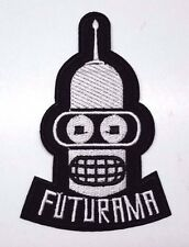 "Futurama Planet Express  4.5"" Embroidered Patch- FREE S&H (FUTPA-01)"
