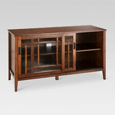 "48"" Luther TV Stand Brown - Threshold"
