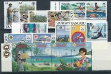 [20643] Vanuatu good lot very fine MNH stamps