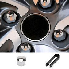 17mm 20Pcs Car Wheel Nut Caps Bolt Rims Auto Hub Screw Cover Exterior Decor