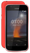 Nokia 1 - 8GB - Warm Red (Unlocked)