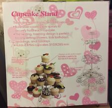 Cupcake Stands Display Count Holder (hold 23 Cupcakes)