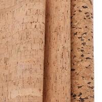 91*137cm Natural Cork Leder Stoffe Kunsthandwerk Bag DIY Nähen Material Dekor