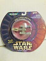 Star Wars Micro Machines Hasbro Y-Wing Starfighter Action Figure