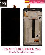 """Pantalla Completa con Marco """"Bq Aquaris E6 HD"""" ( LCD + Tactil ) IPS5K0750FPC"""