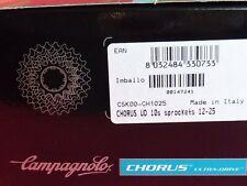 Campagnolo Chorus - 10 Speed   12 / 25   cassette sprocket set - NOS
