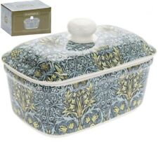 Fine China Butter Dish With Lid New and Gift Boxed