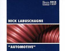CD NICK LABUSCHAGNE automotive DENNIS MUSIC  1994  EX+