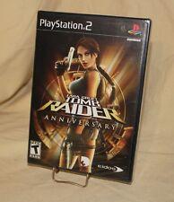 Lara Croft TOMB RAIDER Anniversary - PlayStation 2 PS2 - Brand New & Sealed