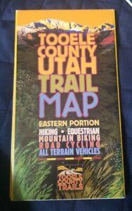 Tooele County Utah Trail Map
