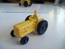 Tomte Laerdal Stavanger Norway Tractor in Yellow