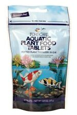 (3 Pack) API PondCare Aquatic Plant Food Tablets 25 Count