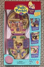 1994 Mattel Bluebird Toys Polly Pocket Pony Ridin Show Parade Collection NEW NOS
