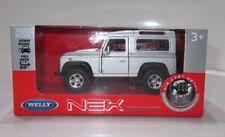 Modellauto Original Land Rover Defender 1:38  51LETY330SLA Silber