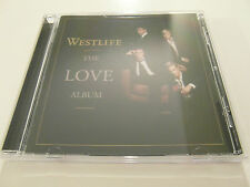 Westlife - The Love Album (CD Album) Used Very Good