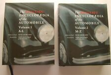 Beaulieu Encyclopedia of The Automobile Ed. by Georgano in 2 Vols 2000 signed