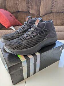 Adidas Dame 4 Blackout Size 9.0