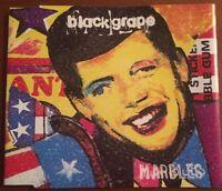 Black Grape. Marbles. CD1.CD single. 1997. 5 Tracks. Radioactive. Happy Mondays.