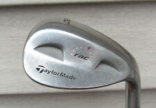 TAYLORMADE RAC 60°  7°  BOUNCE LOB WEDGE  / STIFF WEDGE FLEX  / NICE CONDITION