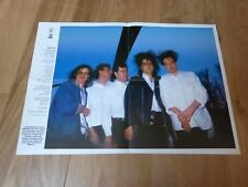 THE CURE & INDOCHINE - Poster Best !!!