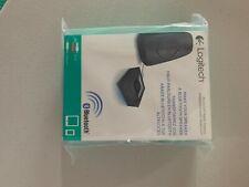 Logitech - Wireless Bluetooth Speaker Adapter - Black New Sealed Fast shipping!