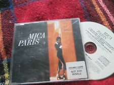 Mica Paris ‎– Two In A Million 4th & Broadway ‎– BRCD28 Promo UK CD Maxi- Single