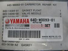NEW 64D-W0093-01 YAMAHA OUTBOARD CARBURATOR REPAIR KIT 150-225 HP , 2 STROKE