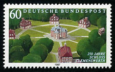 Germany 1500, MNH. Clemenswerth Hunting Castle, 250th anniv. 1987