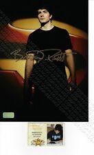 8x11 SIGNED AUTOGRAPHED PHOTO BRANDON ROUTH SUPERMAN RETURNS CLARK KENT S COA CA