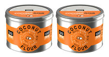 Organic Coconut Keto Friendly Flour - Gluten Free Baking 500g x 12