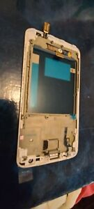 LCD Display Touch Screen Digitizer Frame Assembly Replacement LG G2 White New