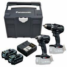 PANASONIC EYC231LJ2G31 18 V 2 X 5.0AH Li-Ion-Le nouveau Brushless Kit
