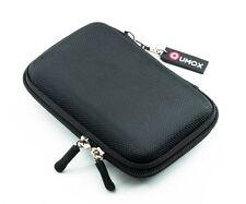 externe Festplattentasche 2,5 Zoll Tasche für Festplatten Nylon Schwarz