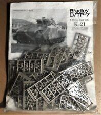 MODELKASTEN K-21 - BRADLEY LVTP-7 TRACK LINKS - 1/35 PLASTIC