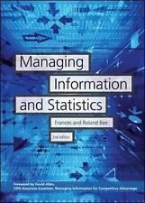 Managing Information & Statistics-ExLibrary