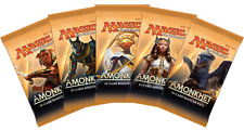 * Magic MTG-amonkhet - 10x BOOSTER-English/OVP/SEALED