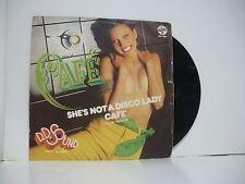 D. D. Sound She's not a disco lady (MPA3)